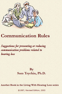 Communication Rules -- Samuel Trychin, PH.D.