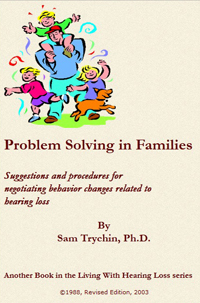 Problem Solving in Families -- Samuel Trychin, PH.D.